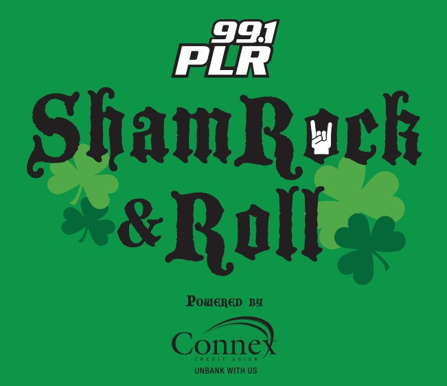 99.1 PLR Connex Credit Union Shamrock & Roll 5K