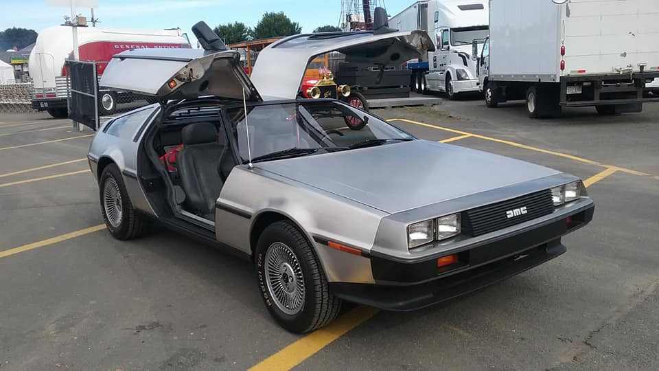 AJ's Car of the Day: 1981 DeLorean DMC-12