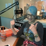 On Today's Show: Lisa Lampanelli In Studio & Readings From The Seatbelt Psychic!