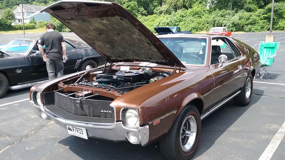 Aj S Car Of The Day 1968 American Motors Corporation Amc Amx