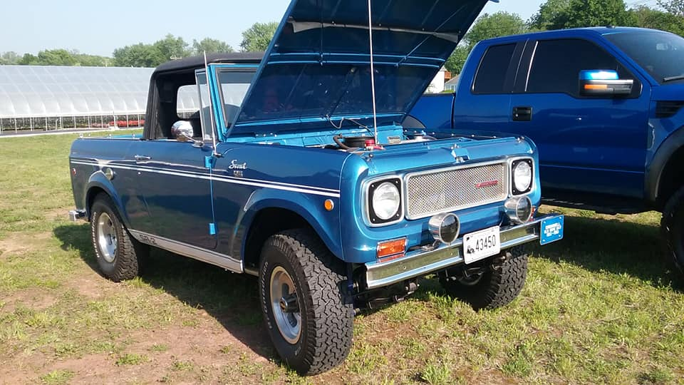 AJs Car Or In This Case Truck Of The Day 1969 International