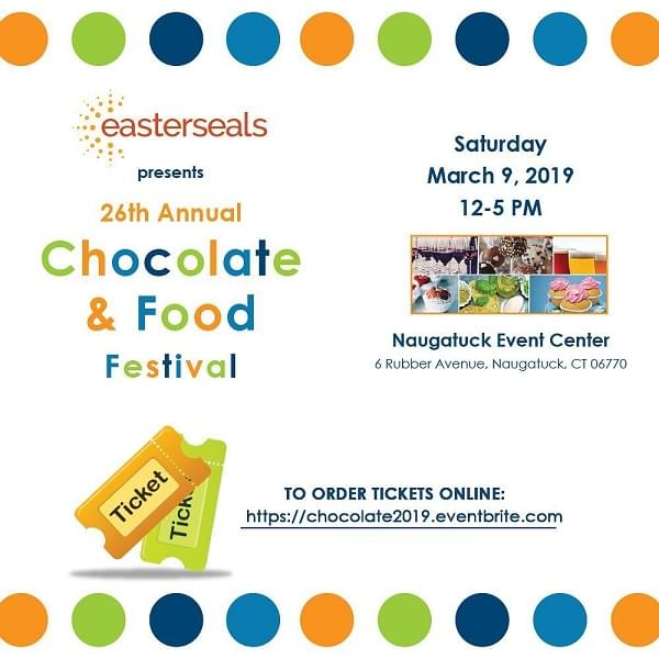 Enter to win: The Chocolate & Food Festival