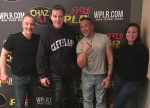 Friday, February 8: Hartford's Peanut Ban And Jim Florentine Stops By