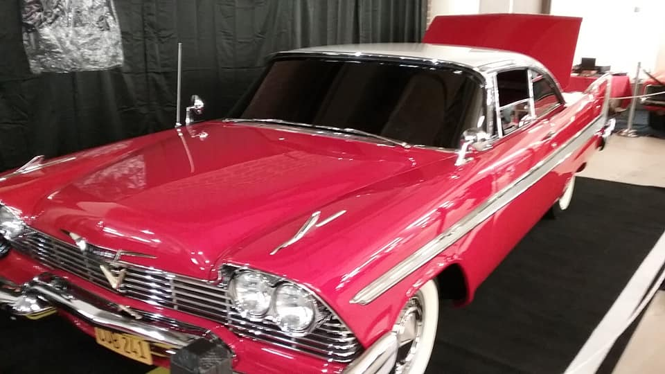 "AJ's Car of the Day: 1958 Plymouth Fury ""Christine"""