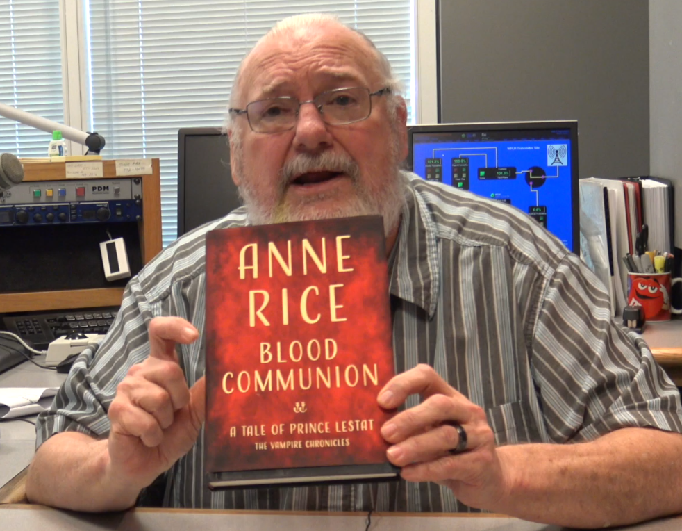 "Wiggy's Books: Anne Rice's ""The Vampire Chronicles"""