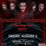 Enter to win: Breaking Benjamin with Three Days Grace