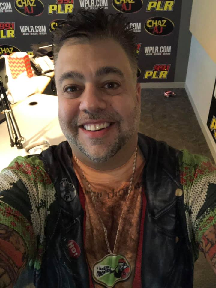 On Today's Chaz & AJ: How Much Snow Did We Get, Hello? Dave Reilly In Studio!