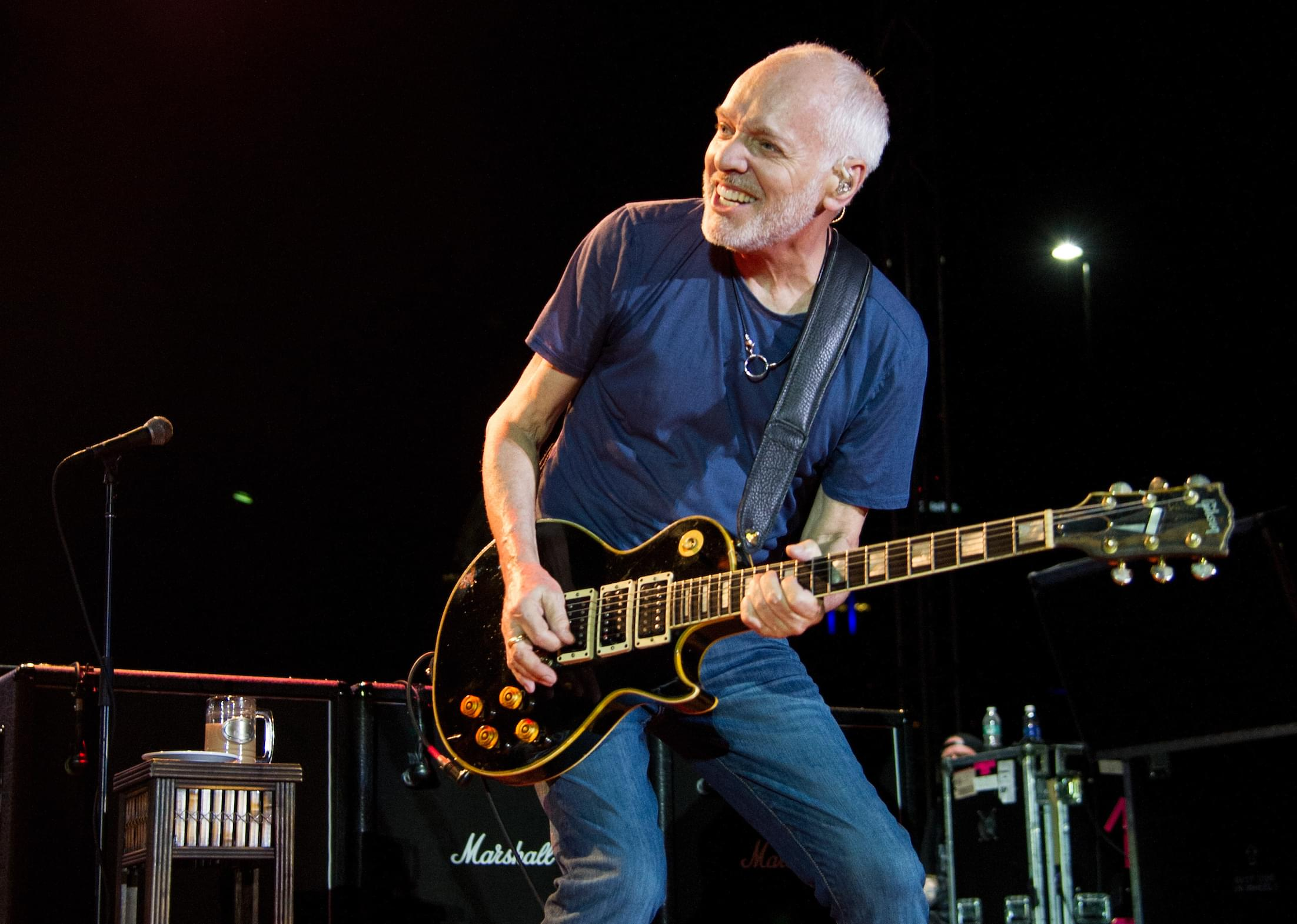 Win tickets to Peter Frampton