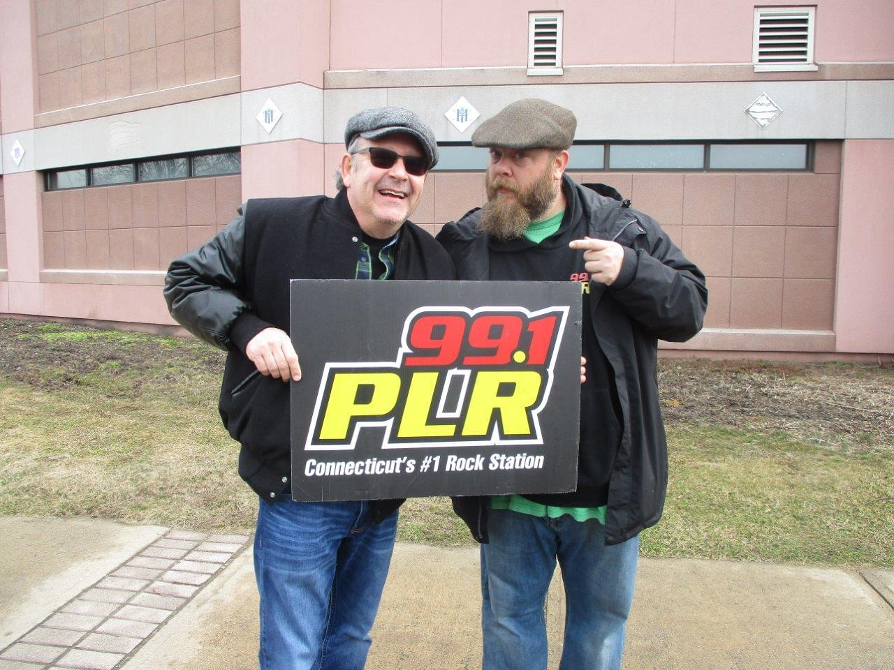 PLR at The Bridgeport St. Patrick's Day Parade