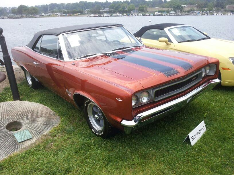 AJ's Car of the Day: 1967  AMC Rambler Rebel SST Convertible