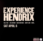 Win tickets to the Experience Hendrix 2019 Tour
