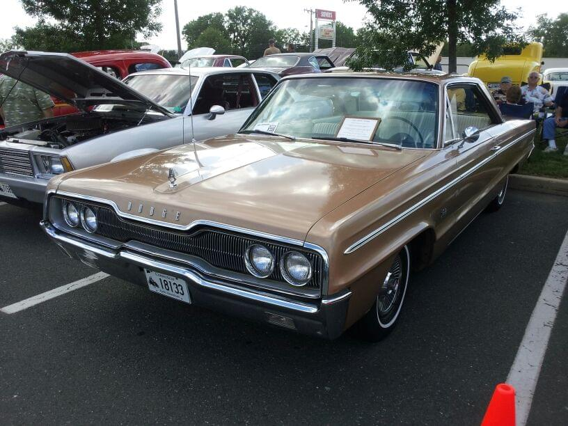 AJ's Car of the Day: 1966 Dodge Polara Hardtop