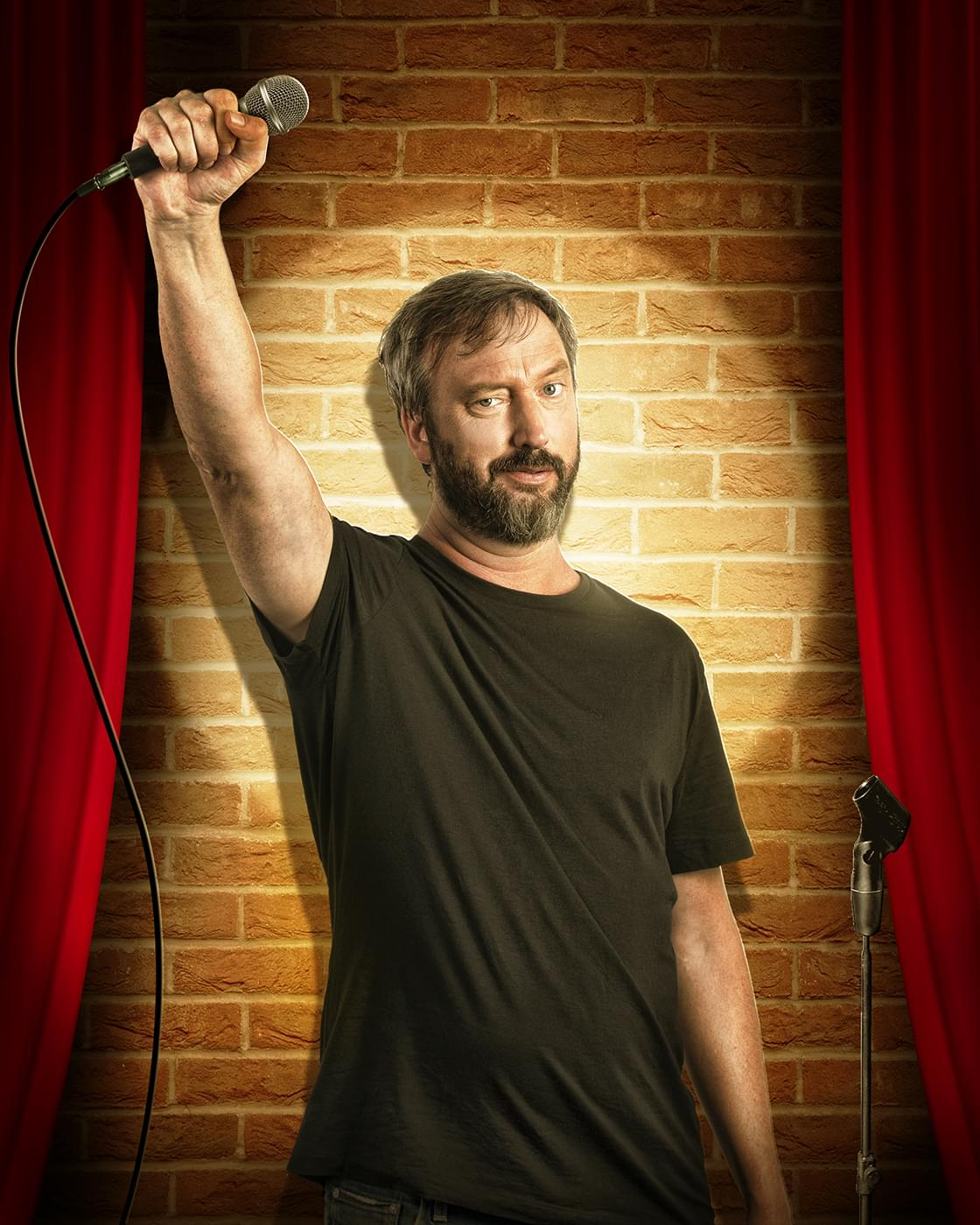 Win tickets to Tom Green
