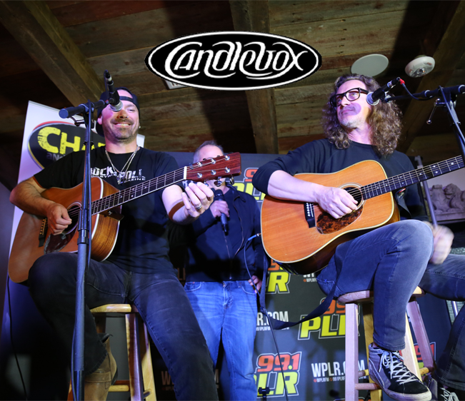 99.1 PLR Stripped with Candlebox