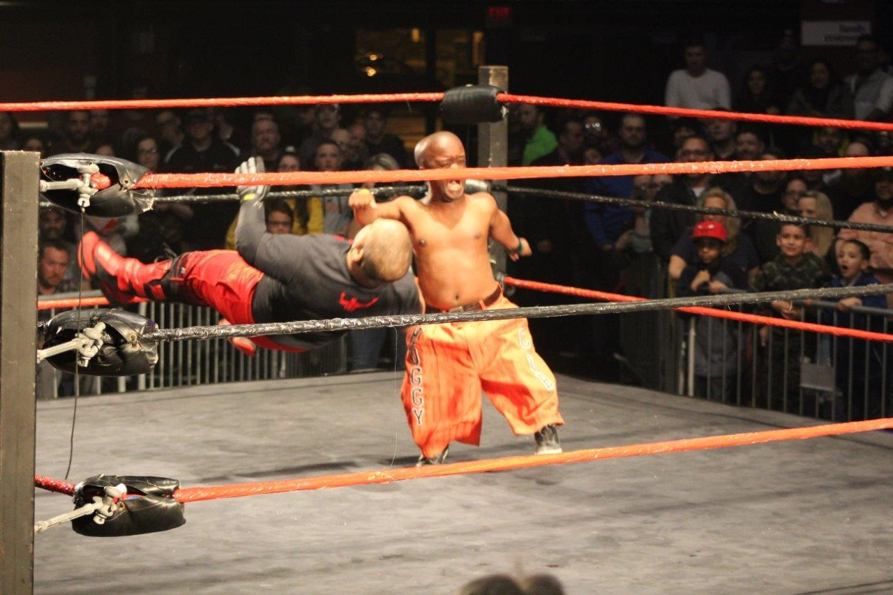 Micro Wrestling All*Stars at The Dome at Toyota Oakdale Theatre