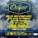 Enter to win: The Outlaw Music Festival