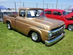 AJ's Car (Or in this case, truck ) of the Day: 1957 Ford F100 Pick-Up