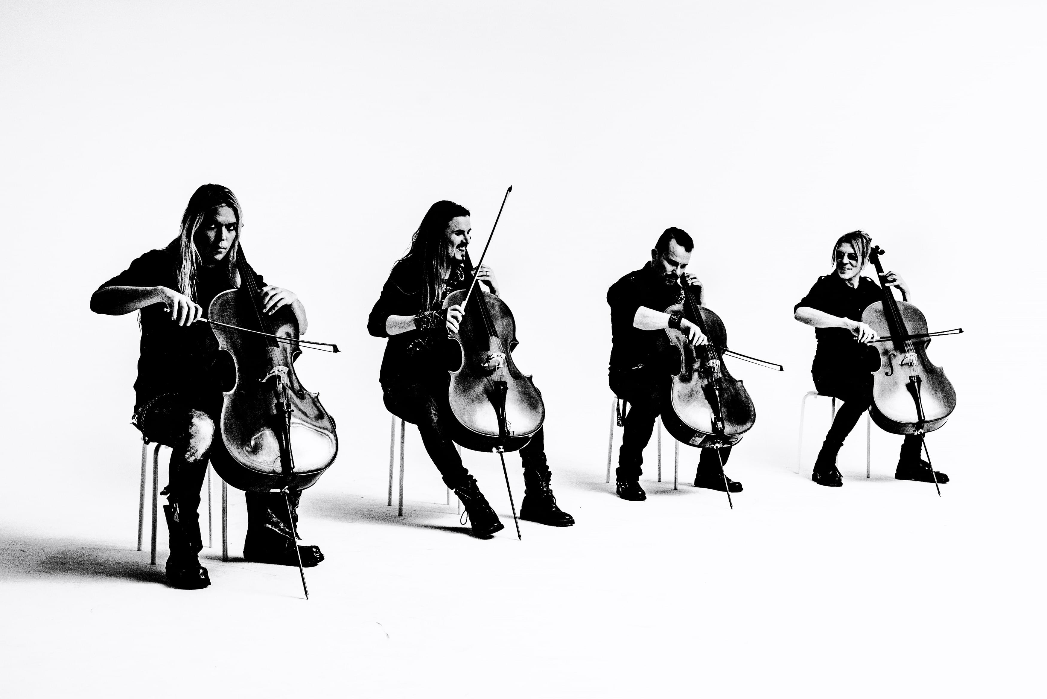 Win tickets to Apocalyptica