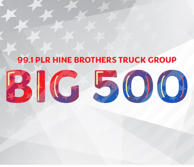99.1 PLR Hine Brothers Truck Group Big 500