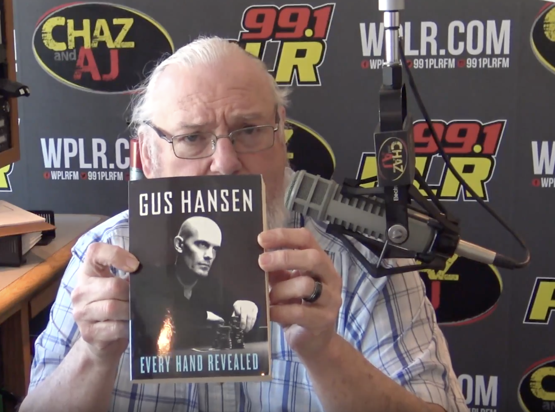 "Wiggy's Book Review: Gus Hansen's ""Every Hand Revealed"""