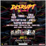 Win tickets to The Rockstar Energy Drink Disrupt Festival