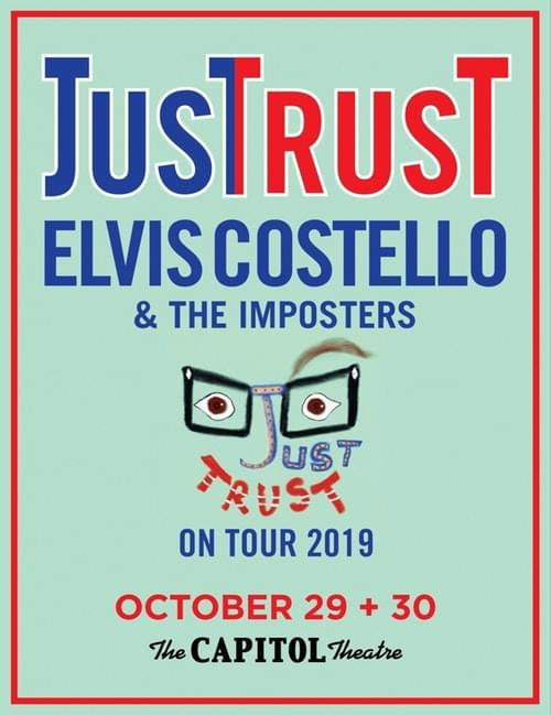 Win tickets to Elvis Costello & The Imposters