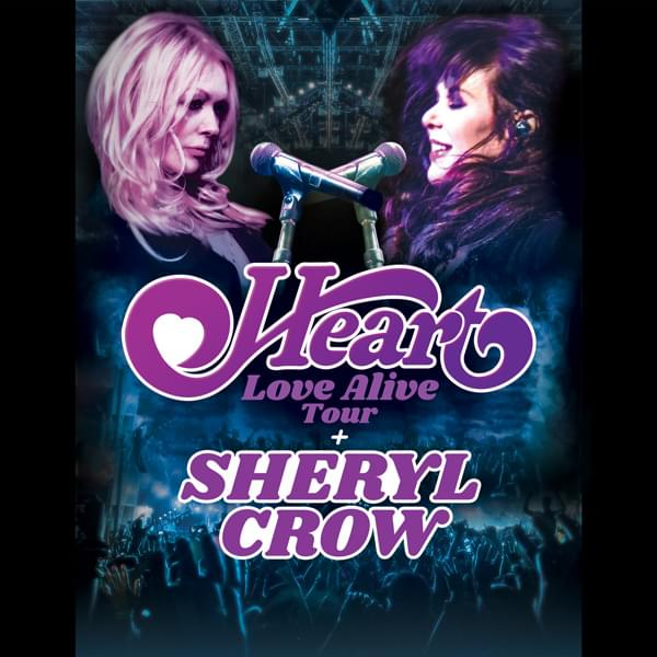 Win tickets to Heart with Sheryl Crow