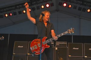 Night Ranger in Concert at the Marin County Fair in San Rafael - July 5, 2014