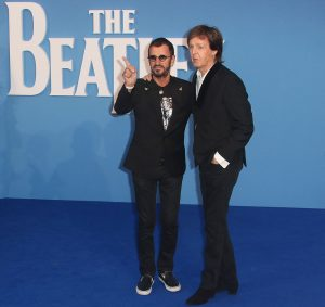 """The Beatles: Eight Days a Week - The Touring Years"" World Premiere - Arrivals"