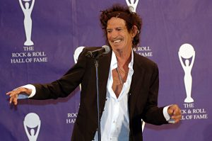 The 2007 Rock and Roll Hall of Fame Inductee Presentation with Keith Richards