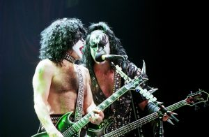 Kiss Performs Live at the Tweeter Center