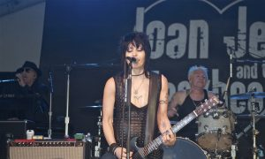 Joan Jett and the Blackhearts in Concert at the Marin County Fairgrounds in San Rafael - July 2, 2012