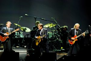 """Eagles in Chicago for the """"Long Road Out Of Eden World Tour 2008"""" - September 24, 2008"""