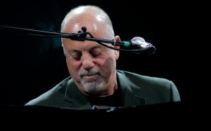 Billy Joel during one of his sold out shows at Seminole Hard Rock Live, Hollywood, Florida - January 4, 2009