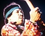 Jimi Sets The Music World On Fire