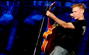 Bryan Adams and Billy Joel in Concert at Rome's Colosseum
