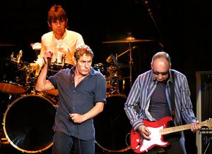 The Who in Concert at the Tweeter Center - August 24, 2002