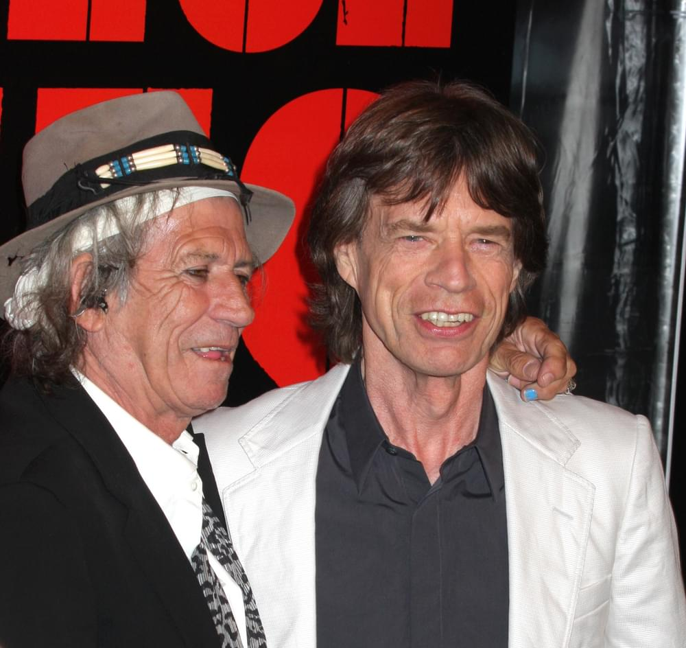 Mick Meets Keith
