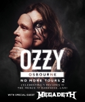 Win tickets to Ozzy Osbourne