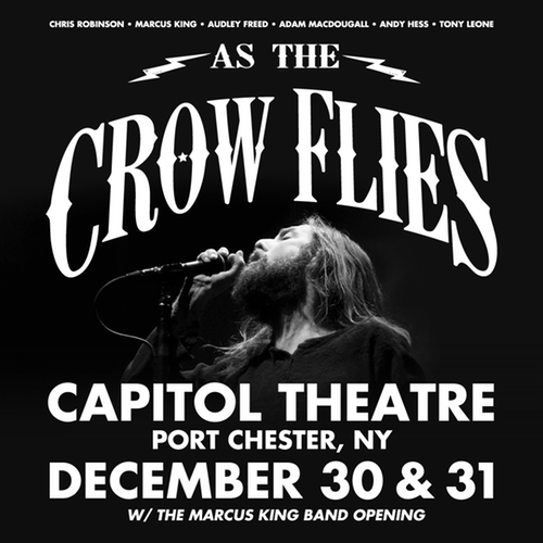 Win tickets to As the Crow Flies