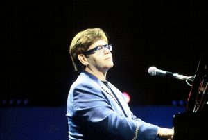 Elton John in Concert at The Arie Crown Theatre - October 9, 1999