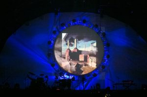 Brit Floyd in Concert at Campo Pequeno in Lisbon - December 13, 2012