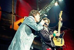 The Rolling Stones in Concert at Comiskey Park - September 13, 2002