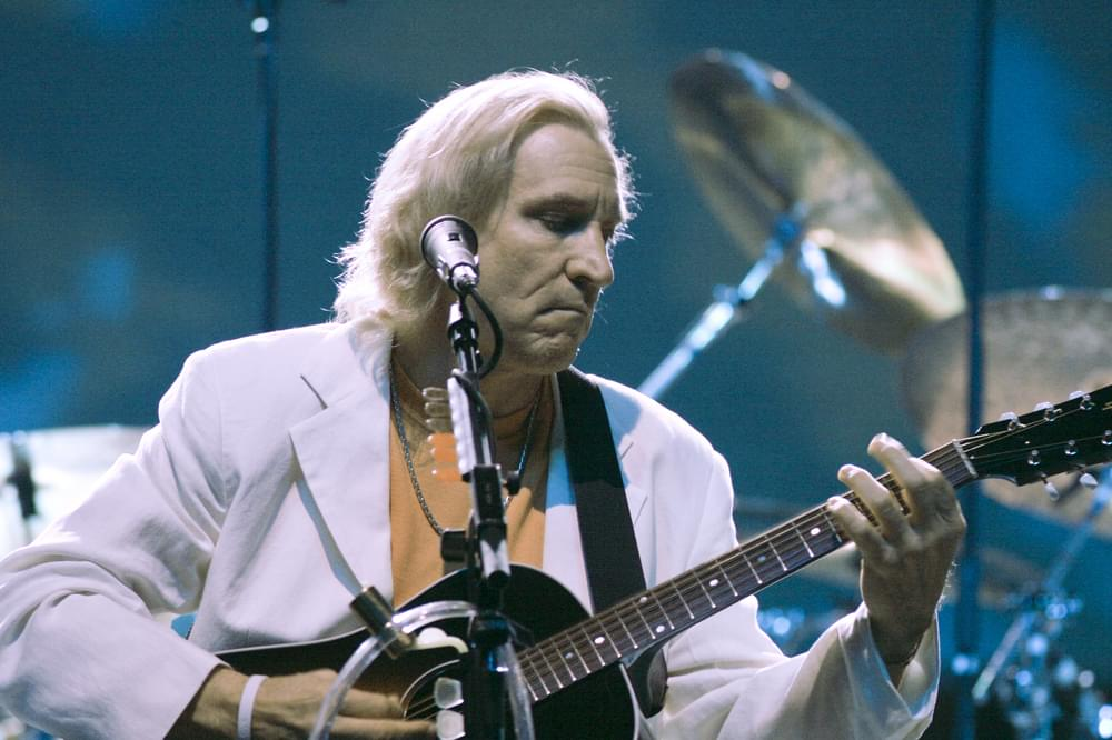 The Eagles Get A New Guitarist