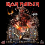 Enter to win tickets to Iron Maiden Legacy of the Beast Tour