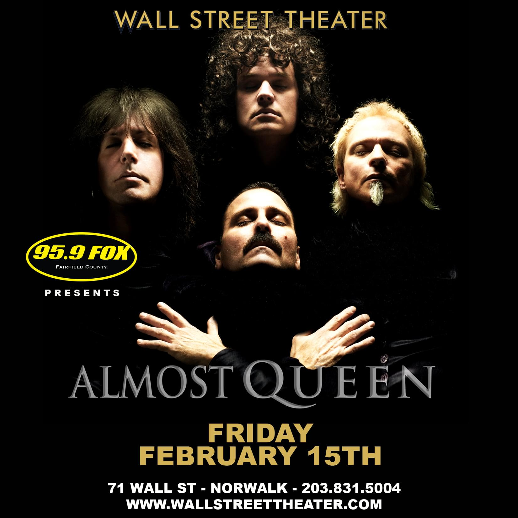 Win tickets to Almost Queen