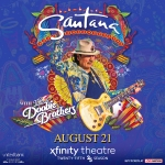 Enter to win tickets to Santana Supernatural Tour w/ Special Guests the Doobie Brothers