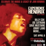 Enter to win tickets to Experience Hendrix
