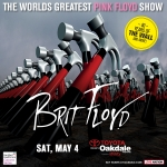 Enter to win tickets to Brit Floyd