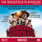 Win tickets to a screening of Blazing Saddles with a Q&A with Burton Gilliam